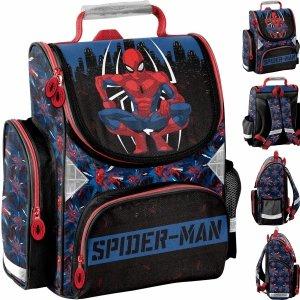 SpiderMan Szkolny Tornister dla Chłopaków do 1 Klasy [SPY-525]