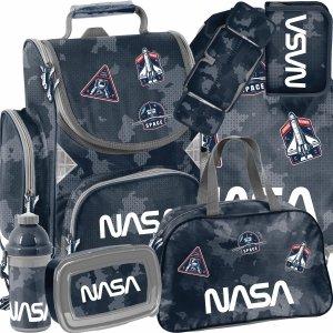 Tornister Szkolny NASA dla Chłopaka do Podstawowej Kosmos do klas 1-3 [PP21NA-525]