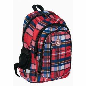 Plecak Młodzieżowy Szkolny Dziewczęcy Modny [16-1827B]