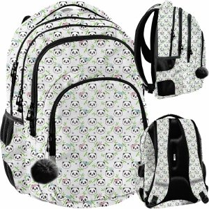 Plecak w Pandy Szkolny Paso dla Dziewczyny [PP21PN-2706]