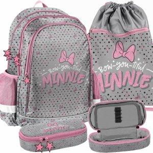Plecak Myszka Mini dla Dziewczynki do Szkoły [DNF-081]