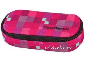 Piórnik Szkolny CoolPack Cp Etui Młodzieżowy Red Berry 60790CP