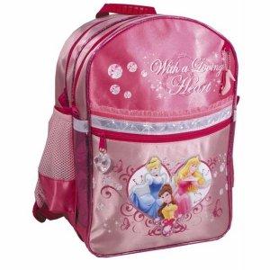 Plecak Szkolny Księżniczki Princess Księżniczka [DPR-101]