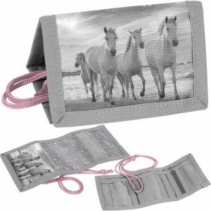 Konie Portfel dla Dziewczynek Portfelik dla Dziecka [PP21HO-002]