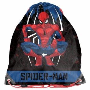 Spider Man Worek na wf Kapcie Strój dla Chłopaka [SPY-712]
