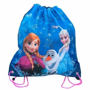 Worek Kraina Lodu na Buty Kapcie Wf Frozen [DFU-712]