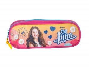 Piórnik Soy Luna Saszetka Szkolny dla Dziewczyny DLC-033