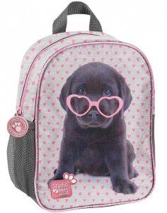 Plecaczek Labrador do Przedszkola na Wycieczki Piesek [PTB-303]
