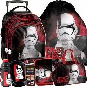 Plecak dla Chłopaka  na Kółkach Gwiezdne Wojny [STP-300]