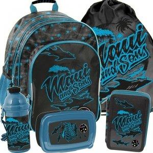 Maui&Sons Plecak do Szkoły dla Chłopaka [MAUM-090]