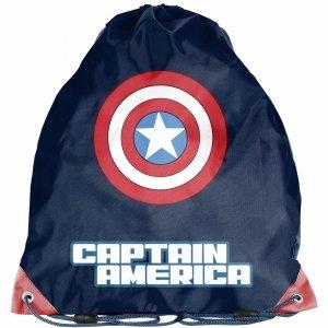 Capitan Ameryka Worek na wf Obuwie Strój Avengers [ACP-712]