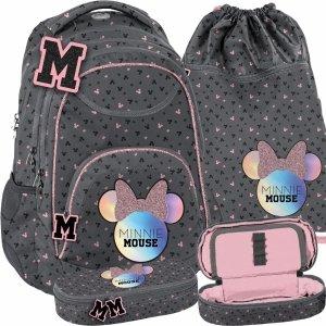 Plecak Myszka Minnie Szkolny dla Dziewczyny Paso [DMNA-2708]