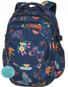 Plecak CoolPack Cp Młodzieżowy Motyle Summer Dream [86001CP]