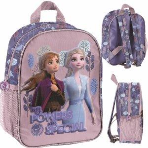 3D Plecak Kraina Lodu dla Dziewczyny na Wycieczki do Przedszkola [DOG-503]