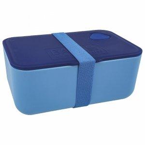 Śniadaniówka Pojemnik na Śniadanie Lunch Free BPA Niebieska [SB3A57]