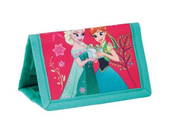 Portfel Kraina Lodu dla Dziewczynki Dziecka Frozen