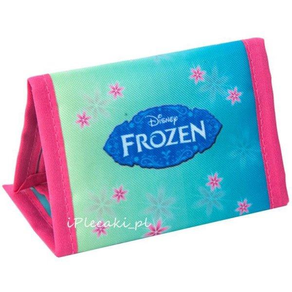 portfel dziecięcy frozen kraina lodu dla dziewczyny