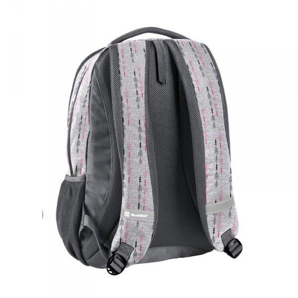 Plecak Młodzieżowy Szkolny Dziewczęcy (18-2808SN)