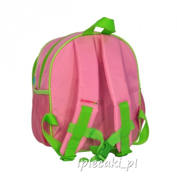 PLECACZEK plecak przedszkolny z PIESKAMI Pies (21-309B)