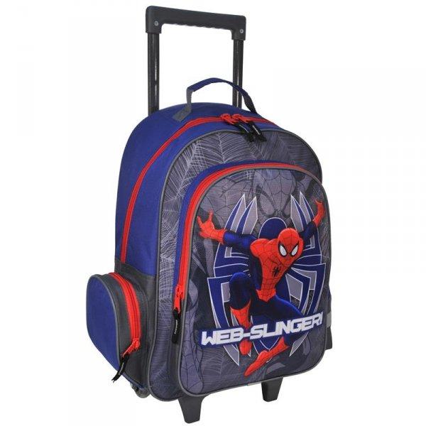 Plecak Szkolny na kółkach Spider-Man