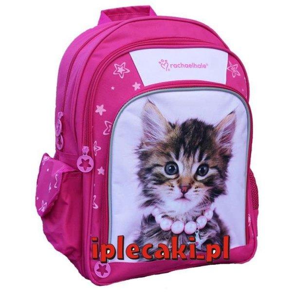 plecak szkolny z kotkiem 605496