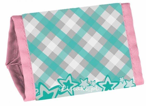 portfel dla dziewczynki pies piesek
