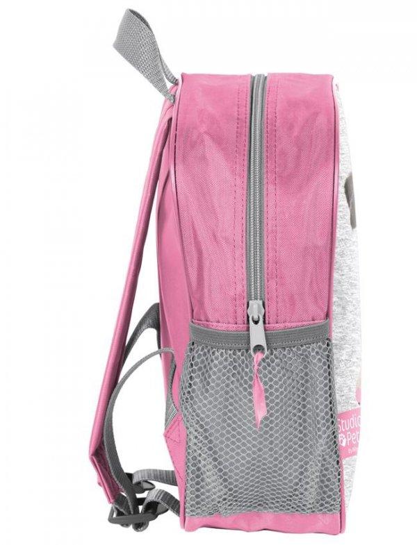 Plecak Przedszkolny Plecaczek z Pieskiem Mops [PEY-303]