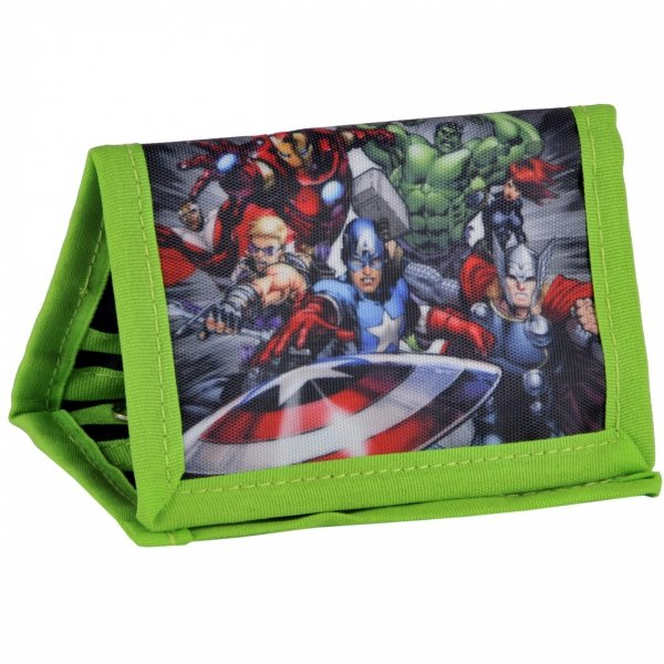 Portfel dla Dziecka Avengers Thor Hulk Iron Man [AVH-002]
