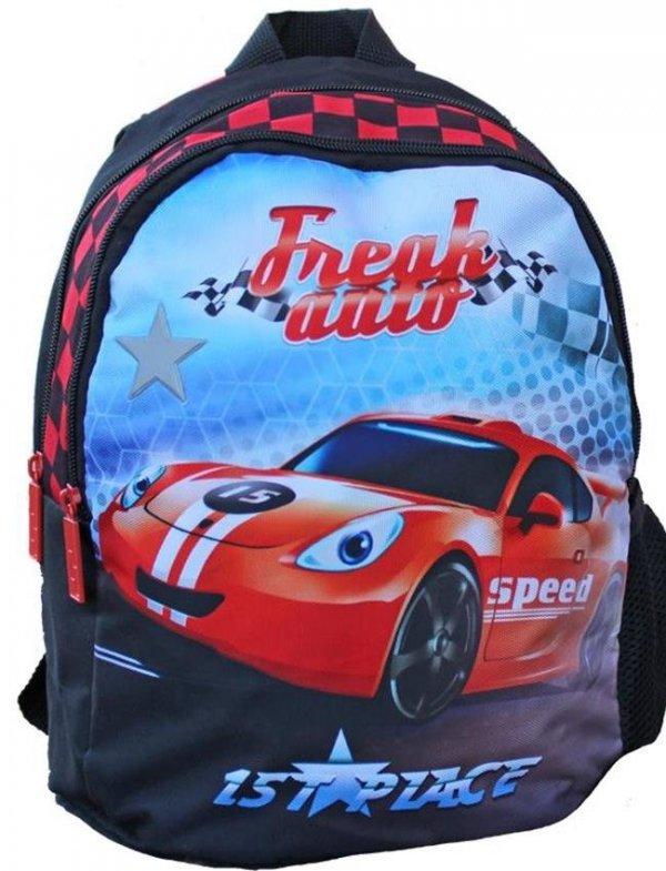 Plecak Auta Cars Plecaczek dla Chłopaka do Przedszkola [607728]