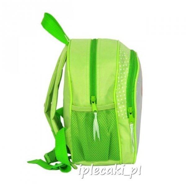 PLECACZEK plecak do przedszkola Z PIESKIEM Pies RAI-309
