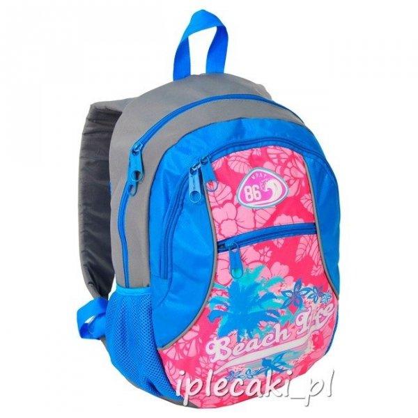 Plecak Miejski Szkolny Sportowy Młodzieżowy