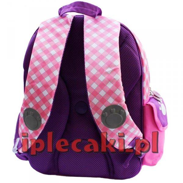 Plecak szkolny piórnik worek gimnastyczny bidon śniadaniówka Zestaw z Psem Pieskiem [603014]