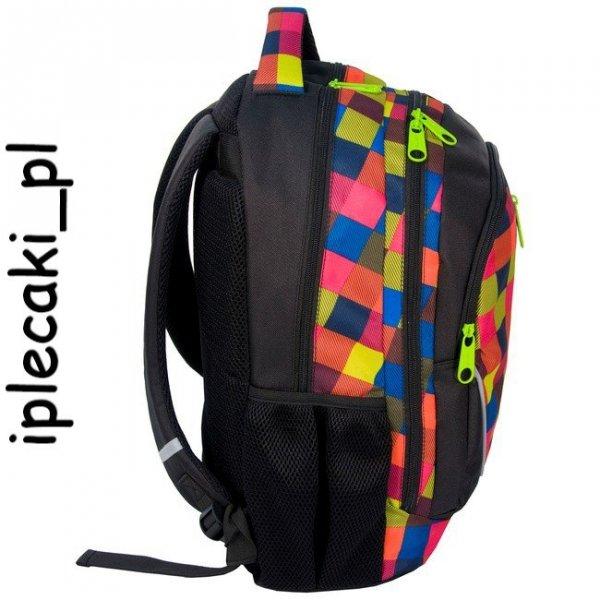Plecak Szkolny Młodzieżowy Sportowy