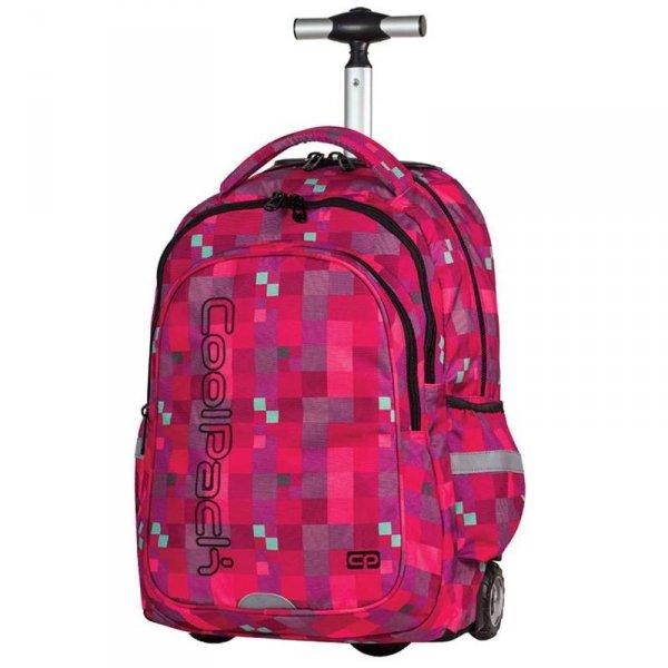 cp coolpack plecak na kółkach czerwony 60752 517cp