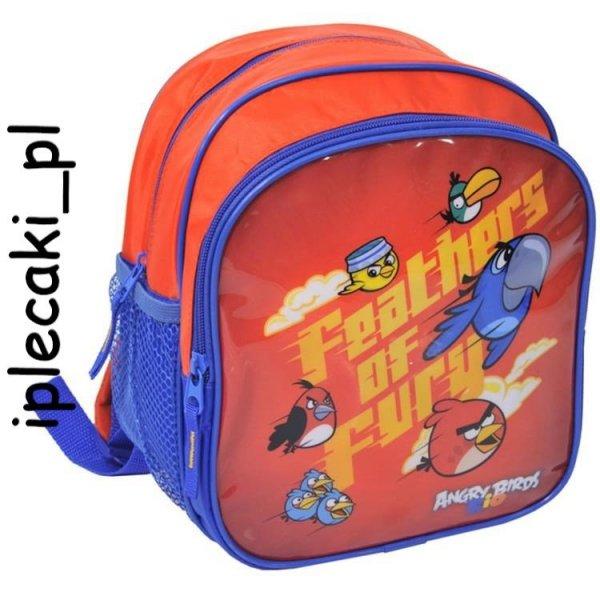 Plecaczek Mały Plecak Rio Angry Birds ABL-309`