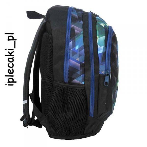 Plecak Szkolny Młodzieżowy Sportowy Miejski Paso 15-367E