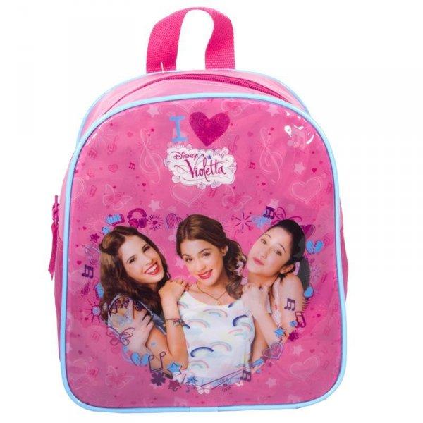 Plecaczek Mały Plecak Violetta