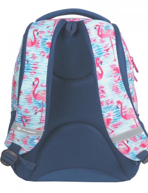 Plecak Młodzieżowy Szkolny dla Dziewczyny [18-2808FLA/16]