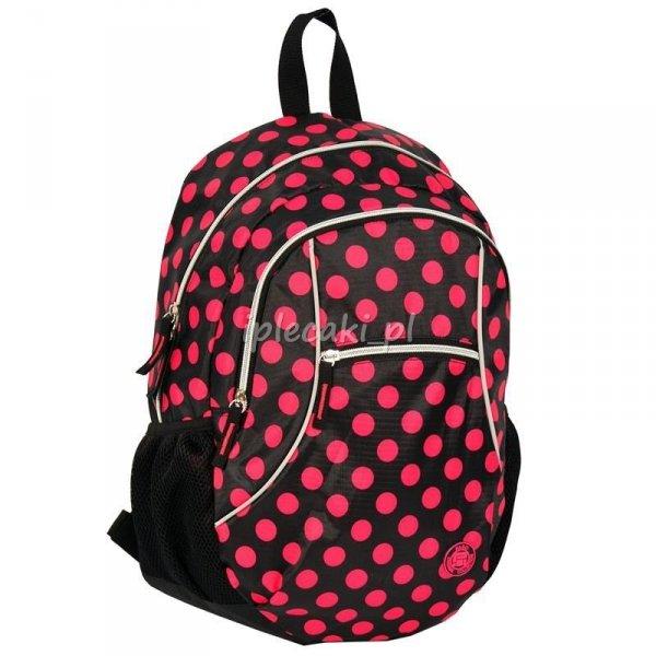 Plecak szkolno-miejski-młodzieżowo-sportowy