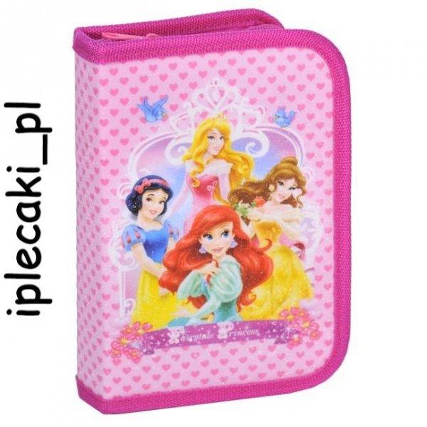Plecak Szkolny Piórnik z wyposażeniem Worek gimnastyczny Księżniczki Princess [600536]