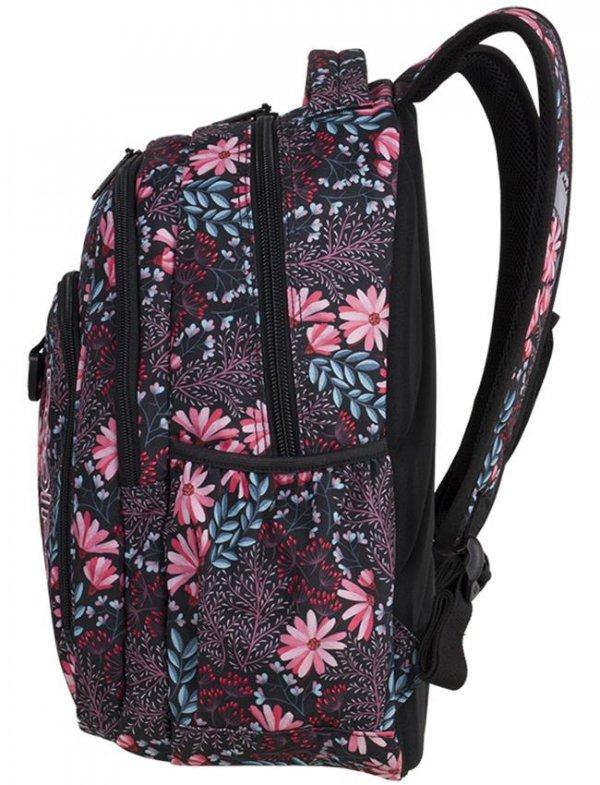 Plecak CoolPack Cp Młodzieżowy Kwiaty Patio [87155CP]