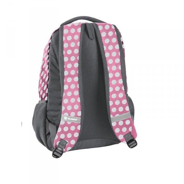 Plecak Młodzieżowy Szkolny Różowy [18-2708PI/16]
