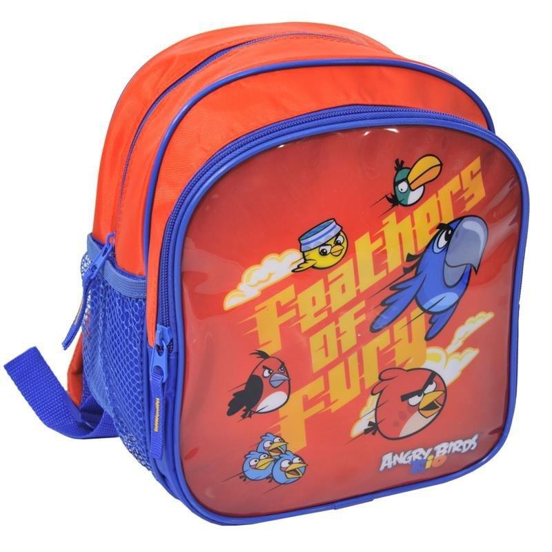 8d5ec026b5bf3 Plecaczek Mały Plecak Rio Angry Birds