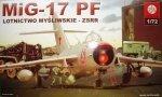 Plastyk S037 Mig-17 PF ZSRR 1:72