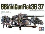 TAMIYA 35017 1/35   88   MM  GUN  FLAK  36/37