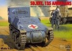 RPM 35057 1/35 Sd.Kfz 135 Ambulance