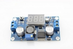 Przetwornica LM2596S z woltomierzem - DC-DC 2-35V - 3A - step-down - do FPV