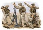 Figurki żołnierze Modern US M252 Team