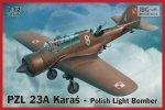 IBG 72505 PZL 23A Karaś