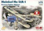 ICM 72193 1/72 Heinkel He 51A-1 German fig